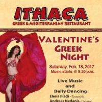 Valentine's Greek Night